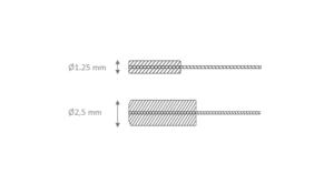 Cannula (1.25mm & 2.5mm)