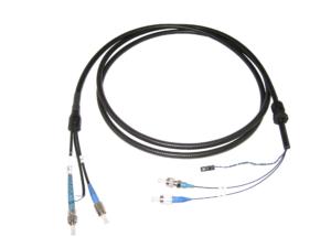 Custom optic cable