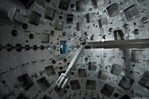experience room laser megajoule