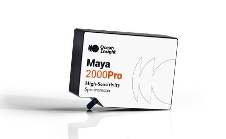 high sensitive spectrometer maya2000pro