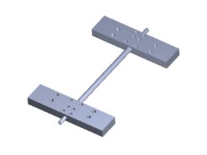 Sensor 3D model