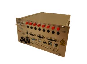miniature FBG sensors interrogation unit