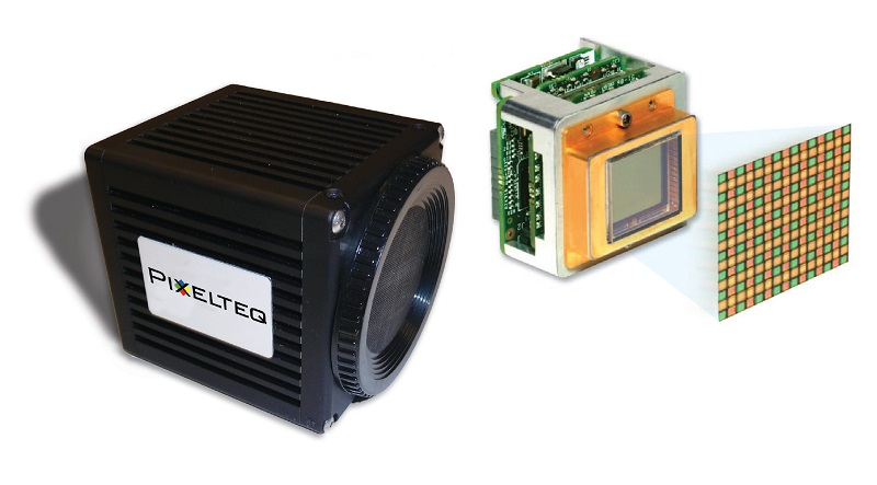 multispectral camera pixelcam