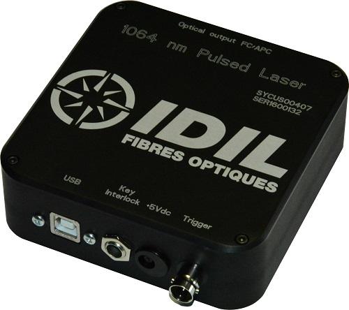 pulsed laser 1064 nm