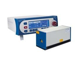 tunable littman metcalf laser system