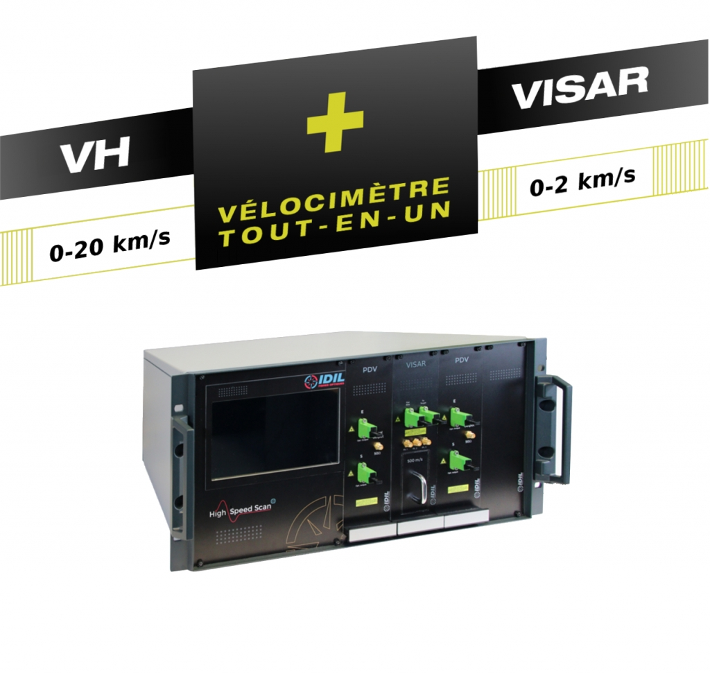 Velocimetre VH VISAR