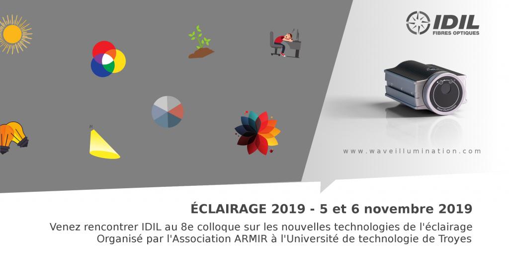 Eclairage Troyes 5 et 6 novembre 2019