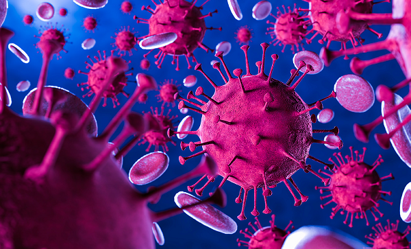 virus COVID19 spectroscopie